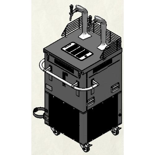 """Alaus atšaldytojai - """"V-200E"""" greito pylimo sistema"""