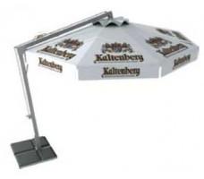 Cantilevel parasols