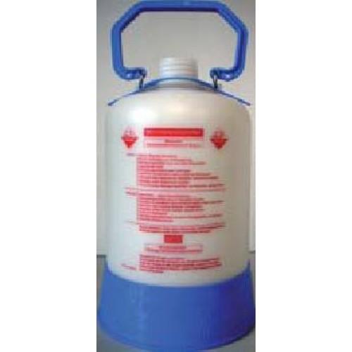 Valymo, plovimo priemonės - Plovimo bakelis 1 angos plastikinis 5L S tipo