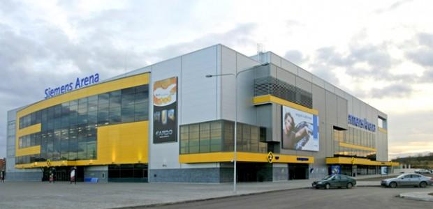 """""""Siemens"""" arenoje yra rekonstruota galingiausia Baltijos šalyse centralizuota alaus pilstymo sistema"""